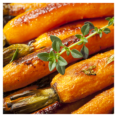 Cape Treasures Peppersweet Chilli Mustard: Roast root vegetables with mustard oil