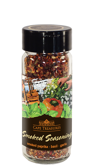 Cape Treasures Smoked Seasoning