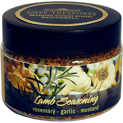 Cape Treasures Lamb Seasoning Tub