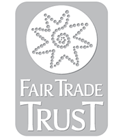 Logo of the Fair Trade Trust on the Cape Treasures Home Page