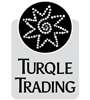 Turqle Trading Logo on Cape Treasures home page